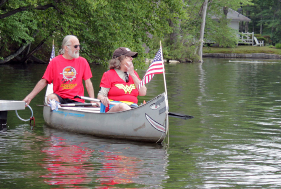 Photos from 2015 Independence Day Boat Parade