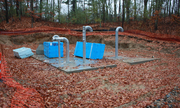 Expansion of Fire Protection at Lost Lake and Knops Pond Almost Complete