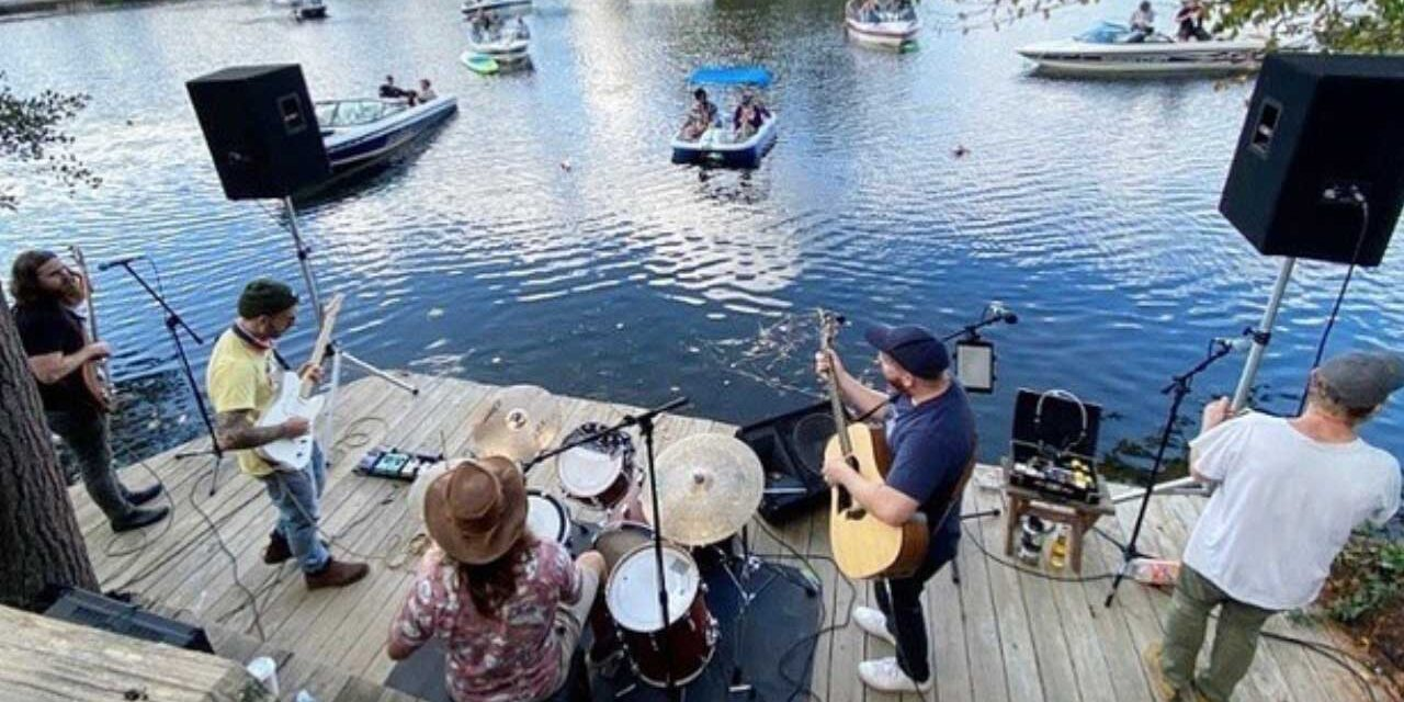 Outdoor Concert to Benefit GLA: Join Us On Land or Water